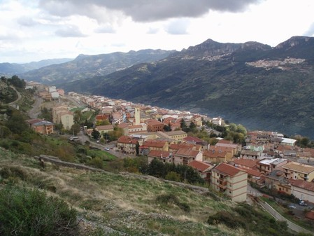 The town of Gairo